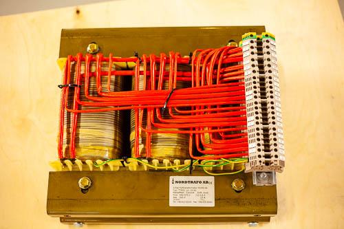 3-Fas Transformator 5-50 kVA IP00 - v20