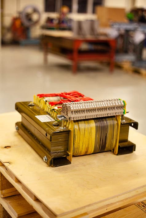 3-Fas Transformator 5-50 kVA IP00 - v21