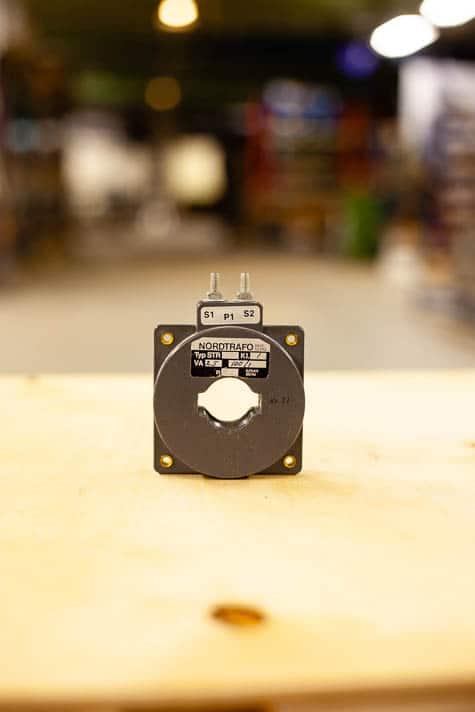 STR 3 Strömtransformator