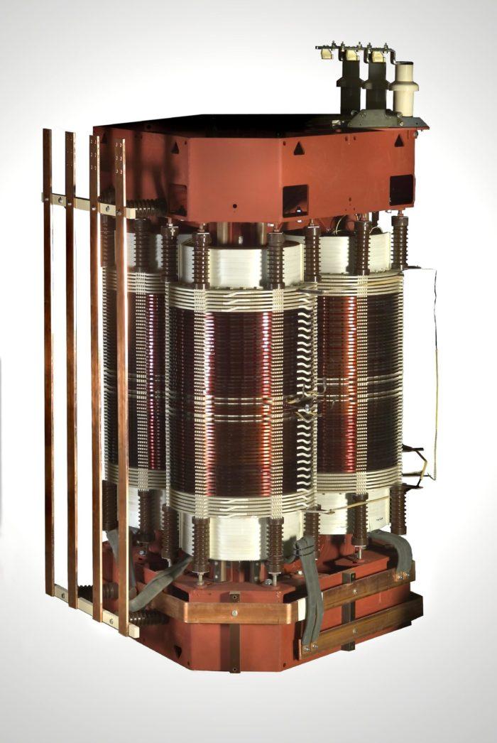 3-Fas HEXA 50-1000 kVA IP00