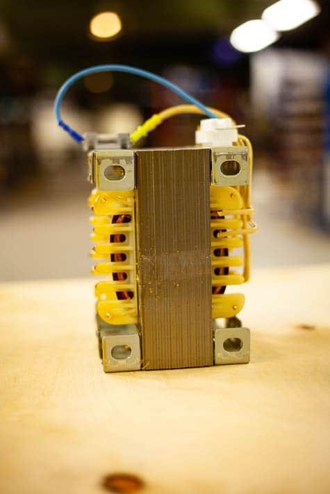 1-Fas Transformator 10-4000 VA IP00 - Sida1