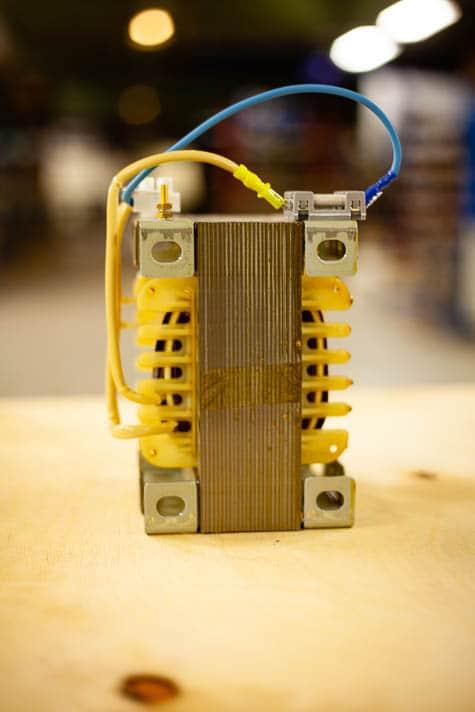 1-Fas Transformator 10-4000 VA IP00 - Sida2