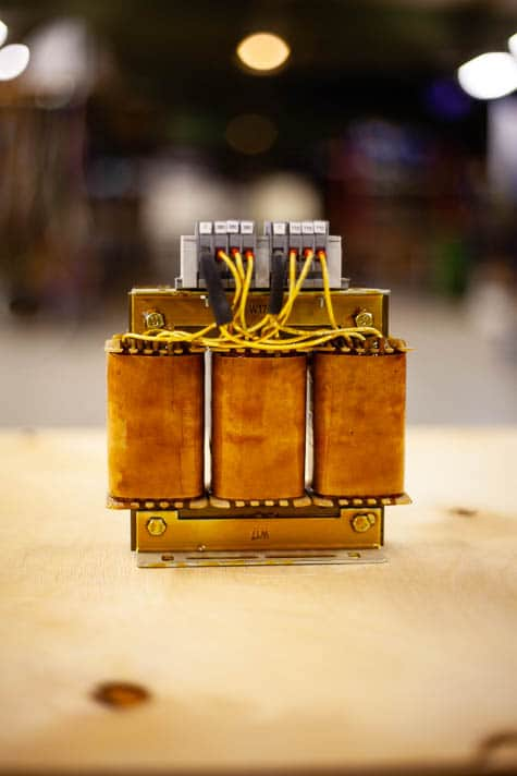 3-Fas Transformator 5-50 kVA IP00